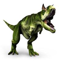 Learn interesting information about the Carnotaurus
