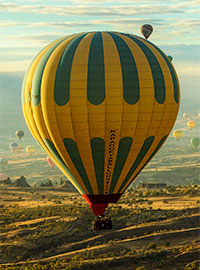 Hot Air Balloon Facts for Kids - Fun Trivia & Information