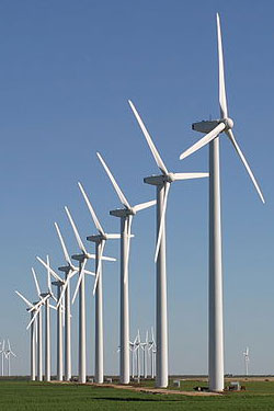 Wind Energy Facts - Using Wind Power to Create Electricity