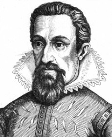 Johannes Kepler facts