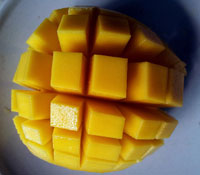 Fun Mango Facts for Kids - Interesting Information about ... How To Cut A Watermelon Basket