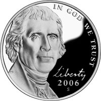Nickel - U.S. Five cents