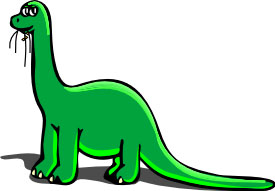 cartoon dinosaur clip art pictures images science for kids rh sciencekids co nz