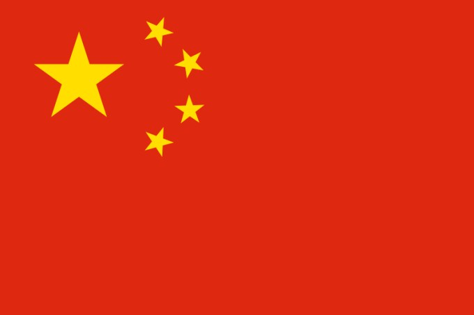 china flag - free pictures of national country flags