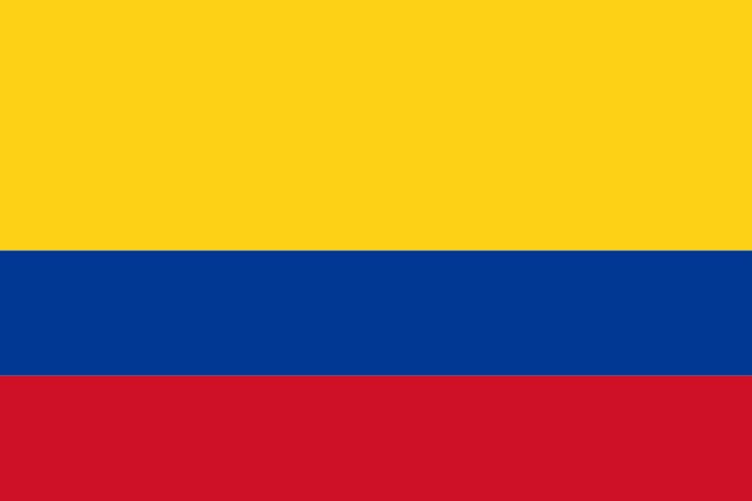 Colombia Flag Free Pictures of National Country Flags