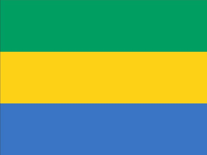 Gabon Flag Foto Bugil Bokep 2017