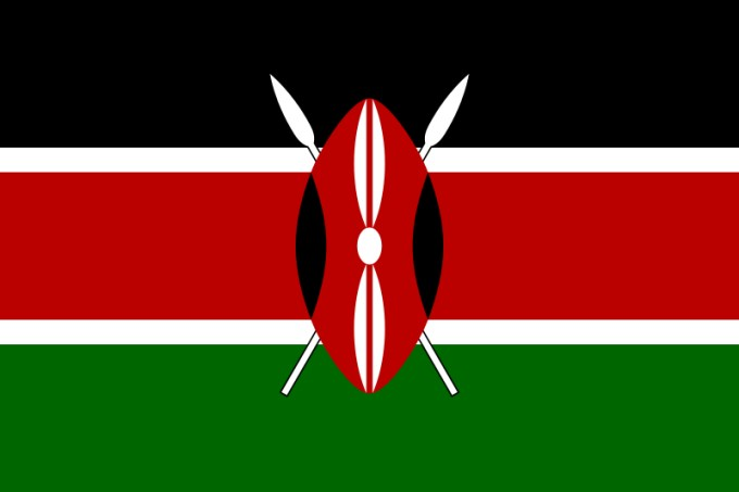 Kenya Flag  Free Pictures of National Country Flags