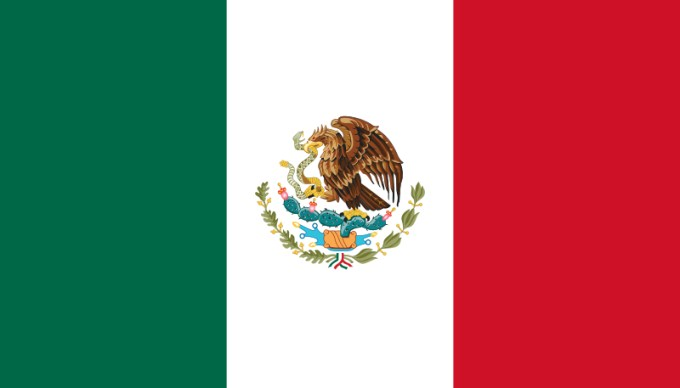 Mexico Flag  Free Pictures of National Country Flags