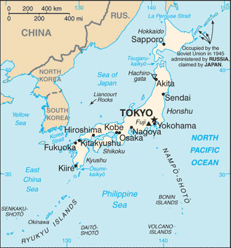 Japan Map With Cities Free Pictures Of Country Maps - Japan map of cities