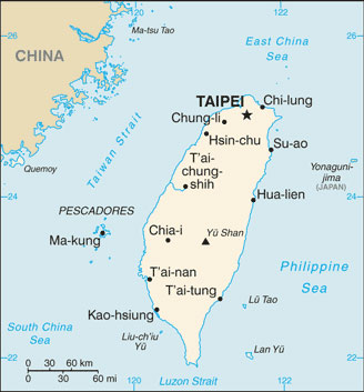 Taiwan Map with Cities Free Pictures of Country Maps
