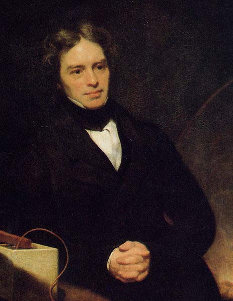 michael faraday intended for kids