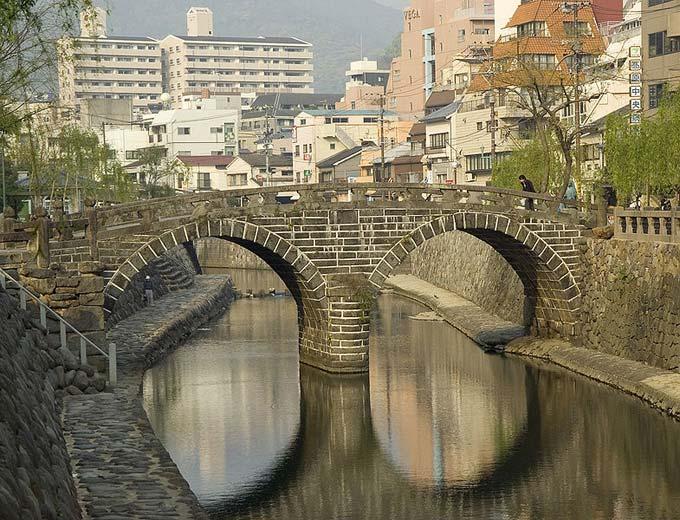 Stone Arch Bridge Design This double arch stone bridge