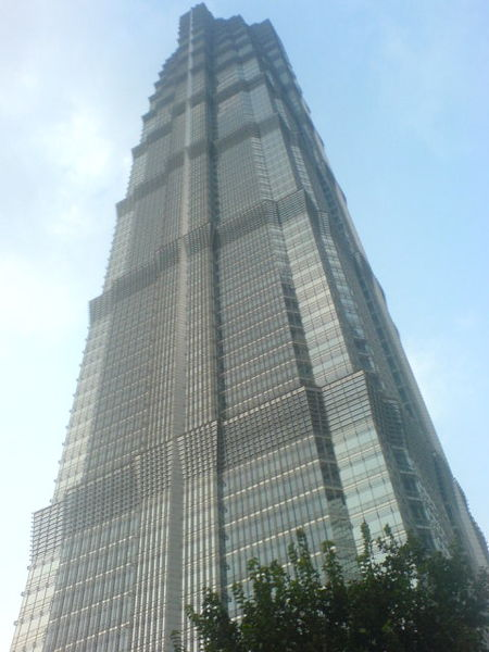 Jin Mao Tower Shanghai China Free Pictures Photos