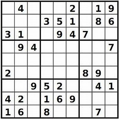 The Math Behind Sudoku: Introduction to Sudoku